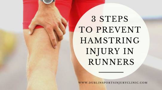 3 steps to prevent hamstring injury in runners