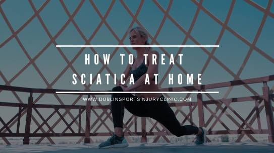 How to treat sciatica at home?