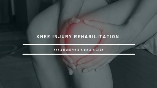 Knee Injury Rehabilitation (Gluteus Muscle Activation)