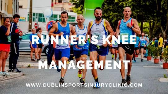Runner's Knee Management
