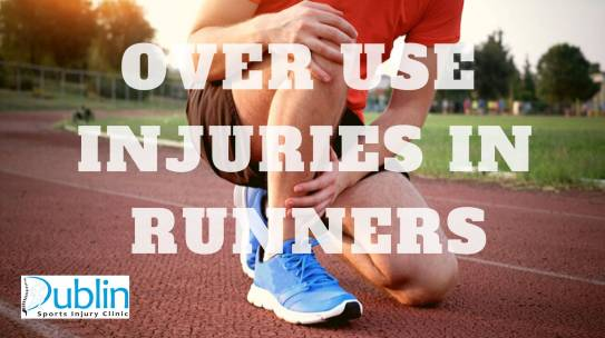 Over use injuries in runners